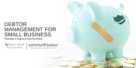 Debtor Management for Small Business tickets