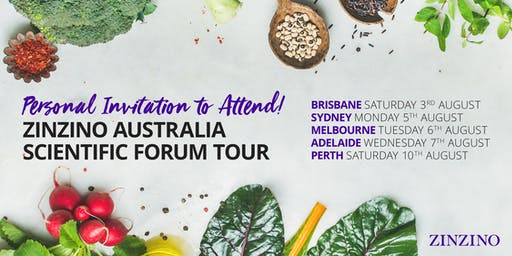 Zinzino Australia (Melbourne) Presents The Scientific Forum Dr Paul Clayton