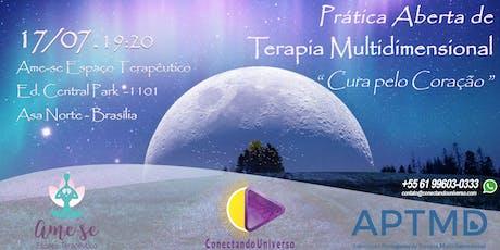 Prática Aberta de Terapia Multidimensional ingressos