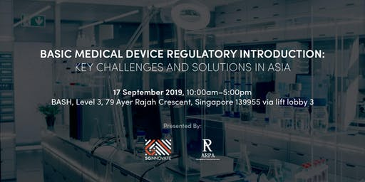 Basic Medical Device Regulatory Introduction: Key Challenges and Solutions in Asia