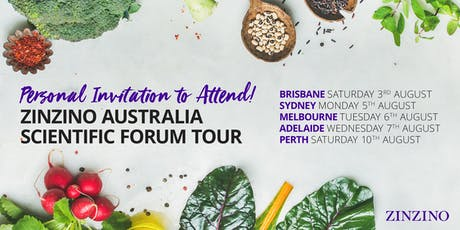 Zinzino Australia (Adelaide) Presents The Scientific Forum Dr Paul Clayton tickets
