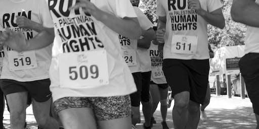 Run for Palestine Tasmania 2019