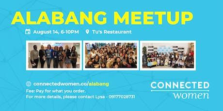 #ConnectedWomen Meetup - Alabang (PH) - August 14 tickets