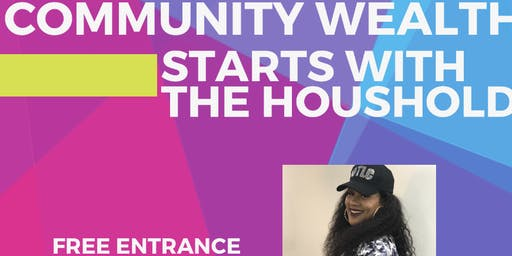 Community Wealth Starts With The Household