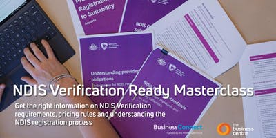 NDIS Verification Audit Ready Masterclass - Newcastle