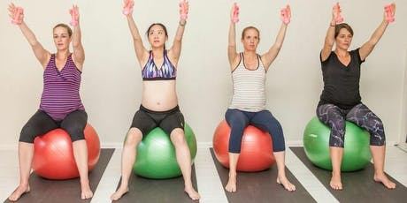 FREE Prenatal Pilates tickets