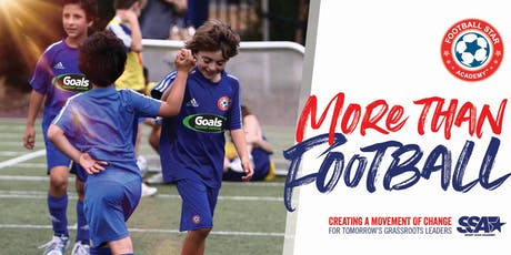 FREE Soccer Clinic (Ages 5 to 14) tickets