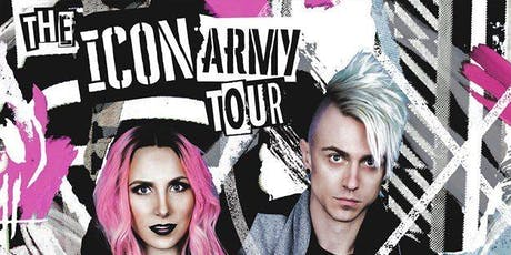 Icon For Hire *VIP UPGRADE ONLY* tickets