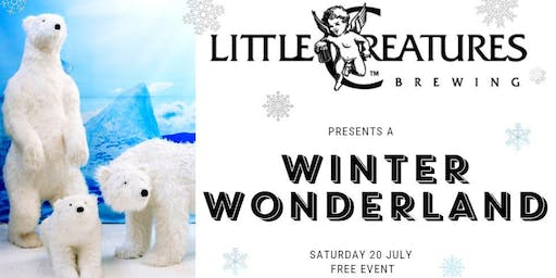 Little Creatures Community Carnivale presents 'A Winter Wonderland'