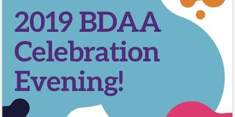 2019 BDAA Celebration Evening tickets