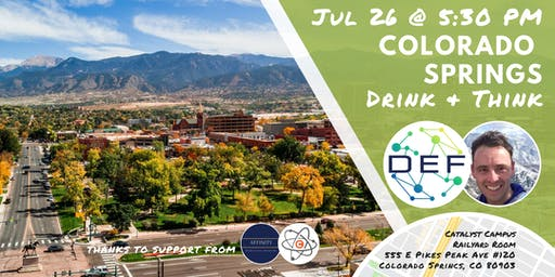 DEF Colorado Springs Drink & Think