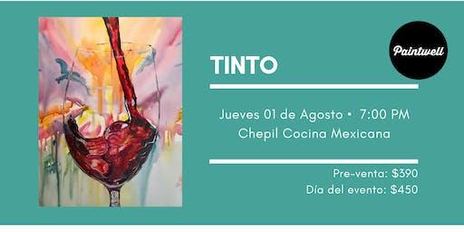 Paintwell en Tijuana (Tinto)