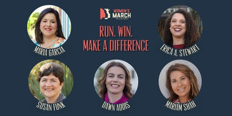 Run. Win. Make a Difference. tickets