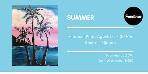 Paintwell en Tijuana (Summer)