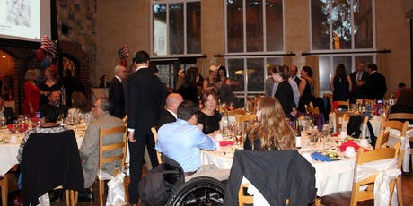 Star Spangled Gala benefitting Healing Warriors Program tickets