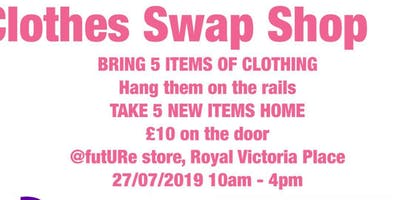 Charity Clothes Swap Shop