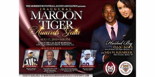 The Inaugural Maroon Tiger Awards Gala