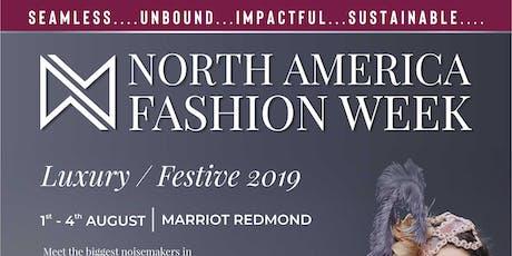 North America Fashion Week 2019 tickets