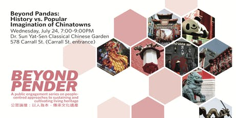Beyond Pandas: History Vs. Popular Imagination of Chinatowns tickets