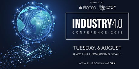 INDUSTRY 4.0 Conference tickets