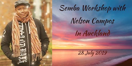 Semba Workshop with Nelson Campos tickets