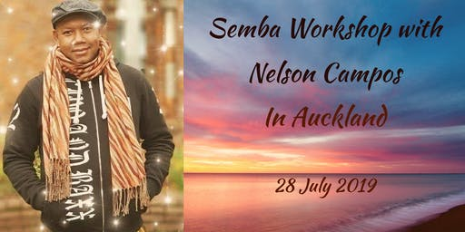 Semba Workshop with Nelson Campos