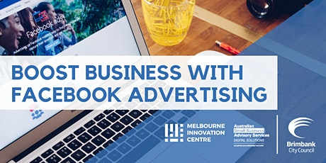 Boost Business with Facebook Advertising - Brimbank tickets