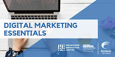 Digital Marketing Essentials - Brimbank tickets