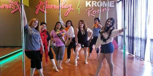Bachelorette & Bday Pole Dance parties!