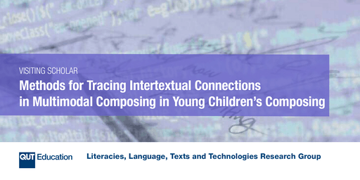Methods for Tracing Intertextual Connections in Multimodal Composing in Young Children's Composing