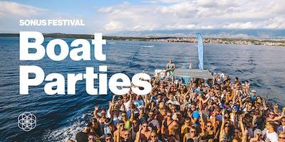 Sonus Festival Boat Parties