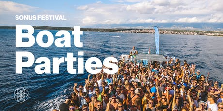 Sonus Festival Boat Parties Tickets
