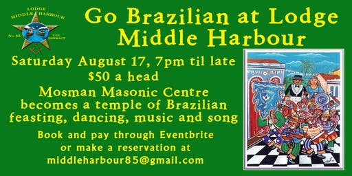 Middle Harbour Goes Brazilian