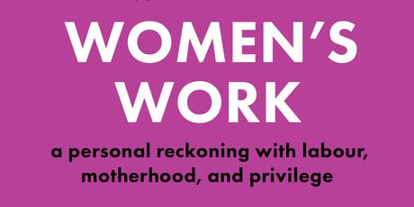 MEGAN K. STACK – WOMEN'S WORK - Geelong Library and Heritage Centre tickets