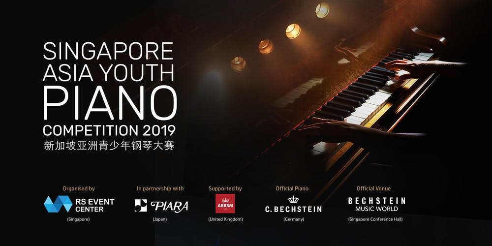 Winners Concert - 2019 Singapore Asia Youth Piano Competition