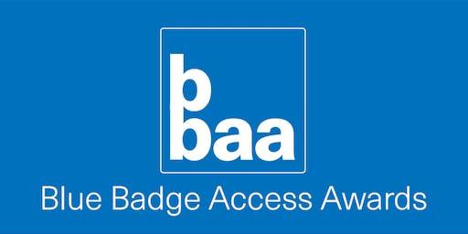 Blue Badge Access Awards