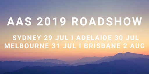 AAS 2019 Roadshow