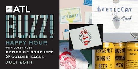 July Buzz Happy Hour with Office of Brothers tickets