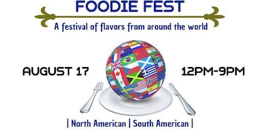 NOLA International Foodie Fest