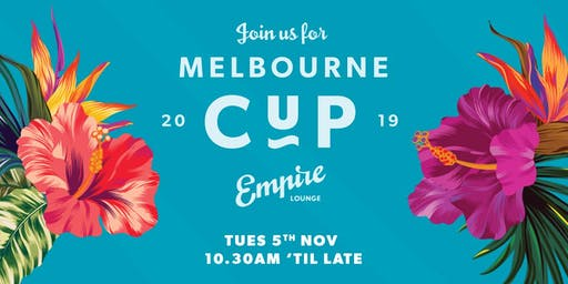 Empire Lounge Melbourne Cup Day 2019