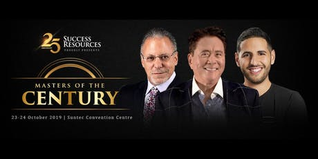 Master of the Century (Robert Kiyosaki & Jay Abrahim) tickets