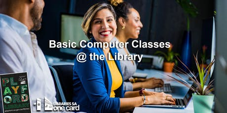 Basic Computer Classes @ the Library tickets