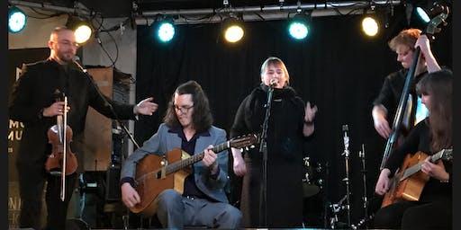 Jane Morris Quintet - Album Launch