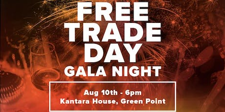 Free Trade Day Gala Night tickets