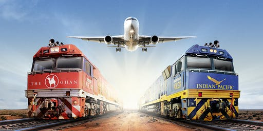 Discover Australia's Great Train Journeys  - 8.30am, Wednesday 31st July