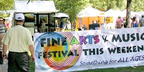 Salida Riverside Art & Music Festival tickets