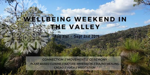 Wellbeing Weekend in The Valley