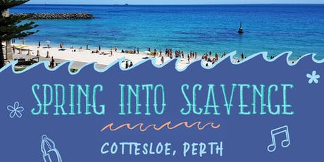 Spring Into Scavenge - Perth tickets
