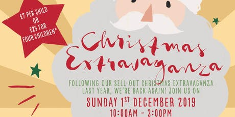 BGU Christmas Extravaganza  tickets