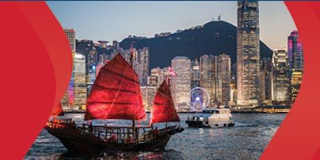 Boadroom Briefing: Australia-Hong Kong FTA  tickets